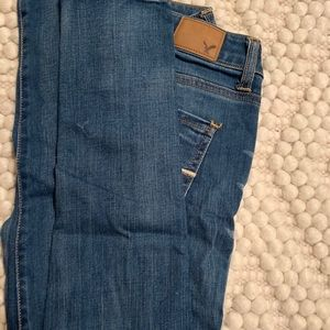 AE Denim Jeggings